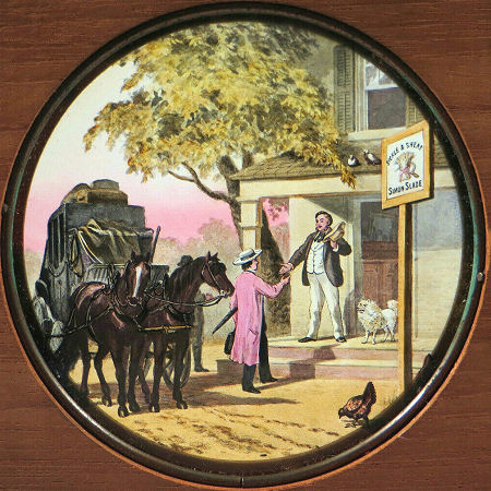 lantern slide temperance ten nights
